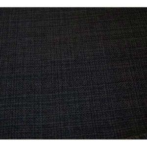 Moebelstof Polyester Nevotex Funk CS 9810 Charcoal