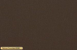 Let korrigeret semi anilin laeder paloma chocolate 05508