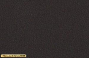 Let korrigeret semi anilin laeder paloma dunkelbraun 05509