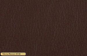 Let korrigeret semi anilin laeder paloma maroon 55130