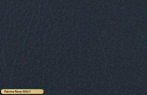 Let korrigeret semi anilin laeder paloma navy 05517