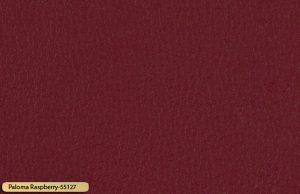 Let korrigeret semi anilin laeder paloma raspberry 55127